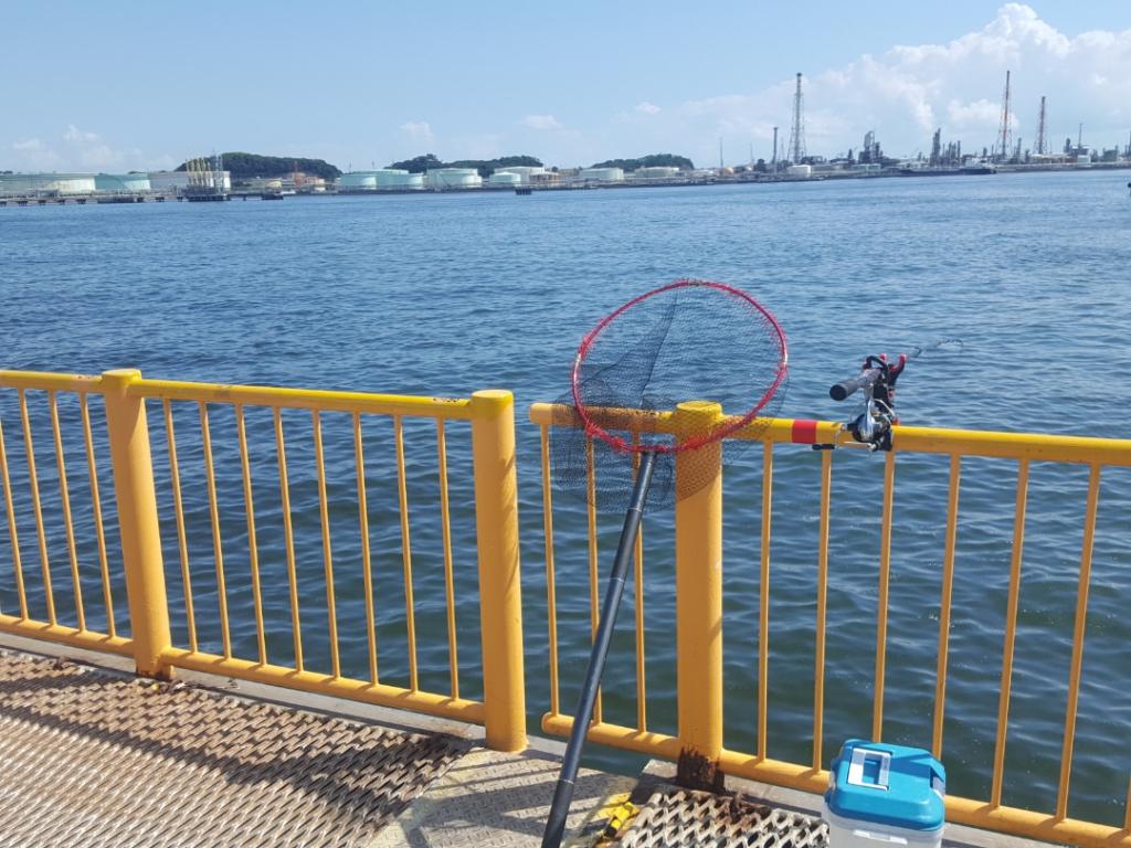 釣り場で仕入れた情報が功を奏す|ウキフカセ釣り